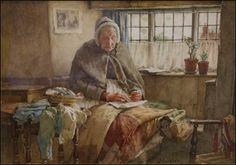 Walter Langley (1852-1922)