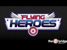 Grâce à Flying Heroes, tu peux enfin faire #voler pour de vrai ton super-héros préféré ! Installe ta figurine Spider-Man sur le #lanceur, tire sur la poignée et regarde-le s'élancer vers le #ciel pour de folles #aventures ! Entraîne-toi pour battre des records : vol le plus long, le plus haut, le plus loin ou le plus précis. N'hésite pas à défier tes amis ! #SuperHeroes #flying #jouet #amis #SiderMan