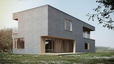 One familiy house by 2PM Architekci - Poland