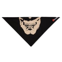 """Gears of War 3 """"Locust Face"""" Bandanna - From the Hit Video Game by Epic Games - Head Bandanna / Face mask."""