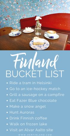 This Finland bucket list helps you experience Finland like a local! Make your dream visit to Finland and enjoy the ideas of the Finnish Bucket List! Finland Trip, Finland Travel, Denmark Travel, Finland Holidays, Lapland Finland, Finland Destinations, Travel Destinations, Finland Culture, Travel Guides