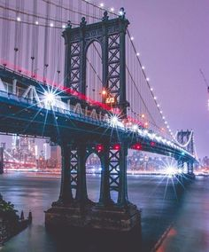 Manhattan Bridge by manofhattan - The Best Photos and Videos of New York City including the Statue of Liberty, Brooklyn Bridge, Central Park, Empire State Building, Chrysler Building and other popular New York places and attractions.