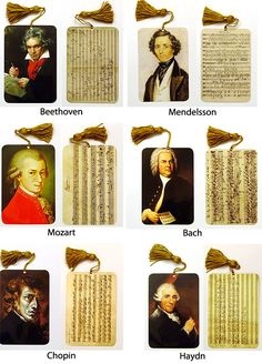 classical composers :)