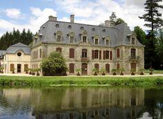Chateau de Tronjoly - Gourin - Pays roi Morvan - Morbihan, Bretagne Sud