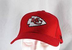56083fd36c6 Kansas City Chiefs Red Baseball Cap Snapback  Reebok  BaseballCap Reds  Baseball