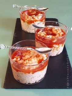 Riz au Lait au Caramel au Beurre Salé Brunch, Rice Puddings, Fruit Tart, Kaffir Lime, Lebanese Cuisine