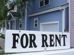 Finding Good Renters for Your Home