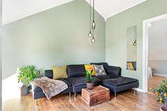 Grünerløkka - grønn stue