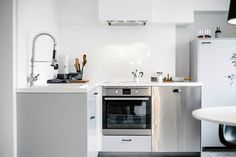 Cozinhas escandinavas por Baltic Design Shop