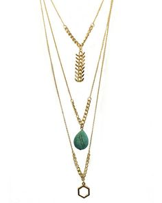 Bahia Necklace -