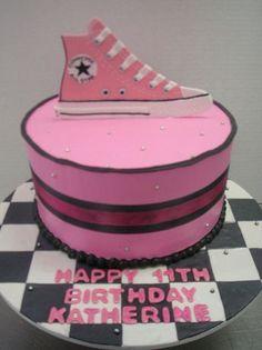 my 11 year old birthday cake
