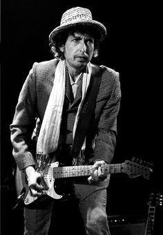 Bob Dylan by Lex Van Rossen. °
