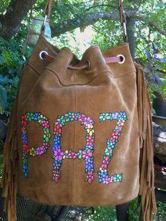 #FrancescaBoo #handpainted #bags #carteraspintadas #peace #paz