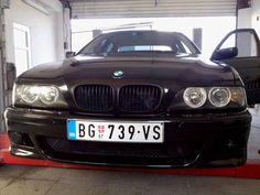 Front Bumper BMW e39 Clean stance 12.10.2014.