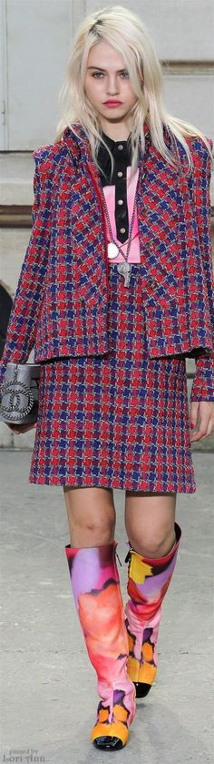 Chanel Spring 2015 RTW