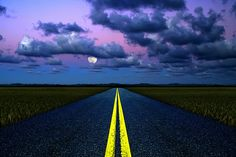 Road to Moon and Mars by Carlos Gotay Martínez, via Flickr