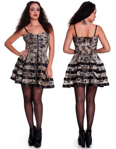 Robe Spin Doctor 4329 Luna Mini dress