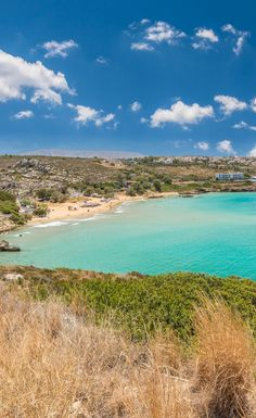 Breathtaking Villas and lovely Hotels in Kalathas, Chania, Crete Crete Chania, Crete Greece, Most Beautiful Beaches, Beautiful Places, Crete Holiday, Crete Island, Relax, Seaside Village, Hidden Beach