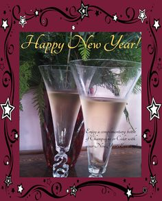 A Special New Year's Eve awaits you at the Pelican Cove Inn.  Toast the new year with your someone special.  Reservations at www.pelican-cove.com