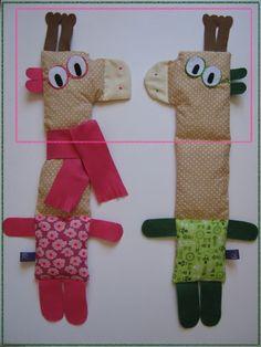 Les Girafes-à-Lunettes