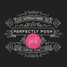 I LOVE Perfectly Posh Naturally based products! www.perfectlyposh.com/angelique