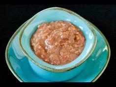 Chamorro champulado recipe with picture of Guam champulado