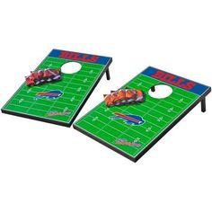 Wild Sports NFL Buffalo Bills 2x3 Field Tailgate Toss