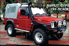 Gypsy has been very popular vehical around the world. It has being sold with different names in different countries, for e. Samurai, Safari and Jimmy. Samurai, Advertising History, Kei Car, Off Roaders, Suzuki Jimny, Daihatsu, Car Wheels, Toyota Land Cruiser, Used Cars