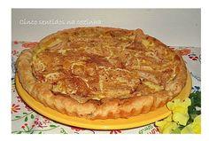 Tarte rápida de maçã e canela - http://www.sobremesasdeportugal.pt/tarte-rapida-de-maca-e-canela/