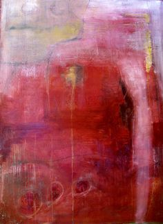 Jeane Myers, Arch, oil on canvas