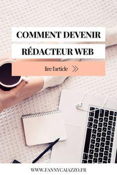 Dans cet article, je vous explique comment devenir Rédacteur Web freelance. Web Seo, Le Cv, Startup, Copywriting, Business Planning, Communication, Blogging, Finance, Content