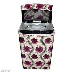 Appliance Covers E-Retailer™ Polyester Cotton Top Load Washing Machine Cover (Size : Suitable For 6 KG to 7.5 KG, Color :Pink)   Material: Polyester Capacity: 6 To 7.5 kg Size(L X W X H): 23 in x 35 in x 22 in  Description: It Has 1 Piece Of Top Load Washing Machine Cover Work: Printed Sizes Available: Free Size *Proof of Safe Delivery! Click to know on Safety Standards of Delivery Partners- https://ltl.sh/y_nZrAV3  Catalog Rating: ★4.1 (4332)  Catalog Name: Free Mask Colorful Classy Top Load Washing Machine Covers Vol 19 CatalogID_521688 C131-SC1624 Code: 562-3731967-