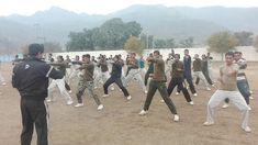 Pak Rangers doing Taekwondo Training. With Imran Khan Taekwondo Training, Military Training, Imran Khan, Ranger, Dolores Park, World, Youtube, Military Workout, The World