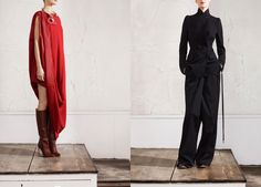 Ranging from womenswear to accessories and footwear, the collection features tweaked versions of the fashion house's greatest hits. Ready for a trip down memory lane with Maison Martin Margiela ? Greatest Hits, Milan, Women Wear, Normcore, Collections, News, My Style, Clothes, Fashion