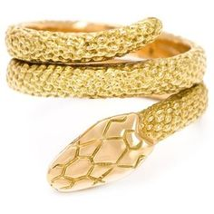 Cartier Vintage signature snake ring