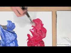 Pop Art Clay Portraits - Lesson Plan - YouTube