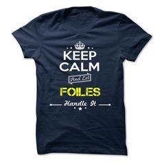 [Best Tshirt name origin] FOILES Shirts this week Hoodies, Funny Tee Shirts
