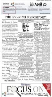 A page from history: People fled for their lives during Oklahoma land rush - News - The Repository - Canton, OH