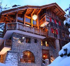 Chalet Le Rocher Val d'Isère…