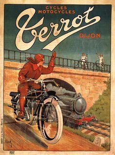 Motocyclette Terrot