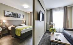 Park&Suites Elégance Le Bourget Blanc Mesnil*** - Appartement #lebourget #apparthotel #hotel  #appartement www.parkandsuites.com/fr/appart-hotel-le-bourget-blanc-mesnil