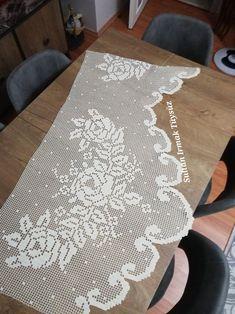 Crochet Lace Edging, Filet Crochet, Crochet Clothes, Pattern, Retro, Craft, Verandas, Crochet Stitches, Roses