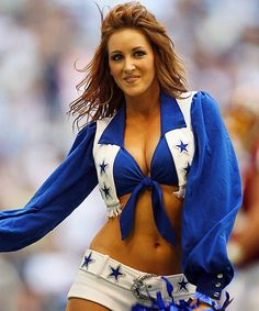 Starr Spangler - Dallas Cowboy Cheerleader Hall of Fame