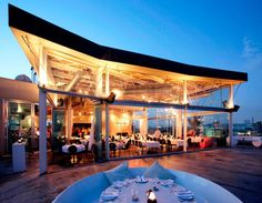 Restaurant '360' Istanbul - un restaurant sofisticat, ce ofera o priveliste superba asupra orasului #Istanbul