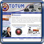 Organización:   Inversiones Totum, C.A.;   Ubicación:   La Morita - Venezuela;   Enlace:   http://www.totum.com.ve;   Segmento:  Computación y Sistemas;   Año:   2009