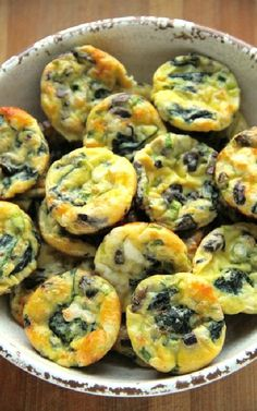 Low FODMAP and Gluten Free Recipes - Feta frittatas with carrot & celery salad http://www.ibssano.com/low_fodmap_recipe_feta_frittatas_carrot_celery_salad.html