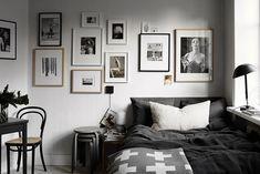A decoração do quarto masculino deve valorizar a praticidade em primeiro lugar. Nada de móveis em excesso ou peças que ocupem muito espaço. Veja mais dicas