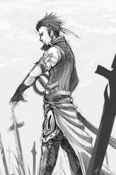 The Last Story terminado, hacia años que no me hacia un buen jRPG (desde Lost Odyssey también de Hironobu Sakaguchi)