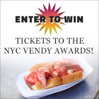 Vendy Awards Ticket Giveaway - Sweeptakes - DNAinfo.com New York