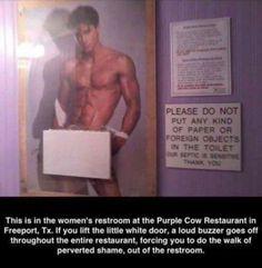 A little toilet humor never hurt anybody... (39 Photos)